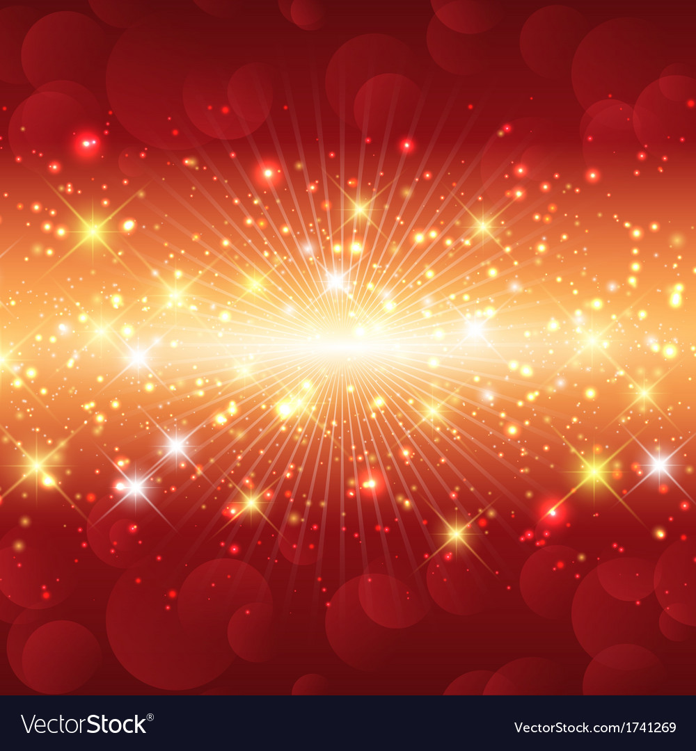 Sparkle christmas background 1411 vector