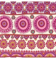Nice abstract seamless pattern vector image