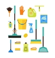 Cleaning Kit vector image