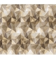 pattern polygonal background retro wallpaper icon vector image