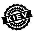 Kiev stamp rubber grunge vector image