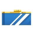 Purse wallet icon vector image