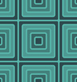 Geometry square seamless pattern vector image