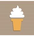 Ice-cream vector image