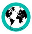 Eco friendly advertising vector image