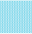 blue seamless zigzag pattern vector image