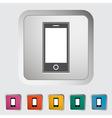 Smartphone 2 vector image vector image