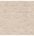 Light natural linen texture EPS 10 vector image
