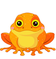 cartoon Toad vector image vector image