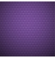 Purple metal or plastic texture with holes vector image