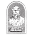 Archimedes vector image