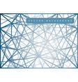 Spiderweb Design vector image