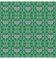 vintage seamless ornamental vector image