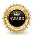 Award Badge vector image