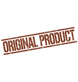 original product stamp vector image
