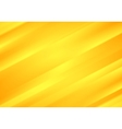 Bright yellow blurred stripes abstract background vector image