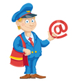 email for you vector image