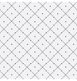 Minimalistic pattern Rounds dots strokes vector image
