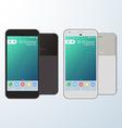 Phone Pixel vector image