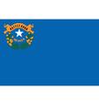 Nevada Flag vector image