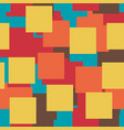 seamless colorful bright pattern paper vector image