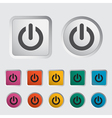 start icon vector image