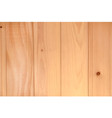 wood texture natural wooden background vector image