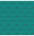 Heart abstract background seamless pattern vector image
