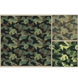 khaki pattern camouflage texture vector image