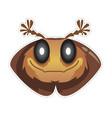 beetle mask vector image