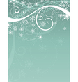 decorative christmas background 0511 vector image vector image