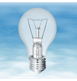 Electric Bulb vector image