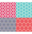 pattern ny2014 01 01 vector image