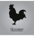 Roosterlogo vector image