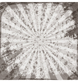 vintage abstract grunge background vector image