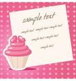 baking certificate vector image vector image