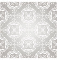 seamless vintage lacy floral pattern vector image