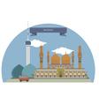 Baghdad vector image