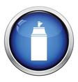 Paint spray icon vector image