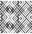 seamless rhombus pattern endless texture vector image