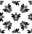 Elegance floral seamless pattern vector image vector image