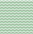 Tile pattern with brown and white zig zag print vector image