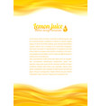 Honey colors juicy background vector image