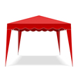 Pop Up Gazebo vector image