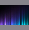 cool color stream abstract bar line background vector image