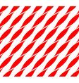 Ribbon seamless pattern vector image