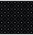 Minimalist pattern Rounds dots stripes rhombus vector image
