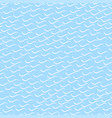wavy mosaic pattern - seamless background vector image