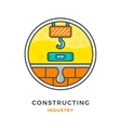 Constructing industry concept vector image