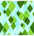 Modern Diamonds Seamless Pattern vector image